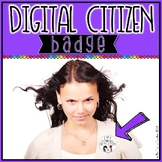 Digital Citizenship Badges {FREE!}