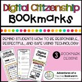 Digital Citizenship Bookmarks