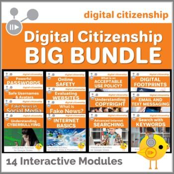 Digital Citizenship Big Bundle