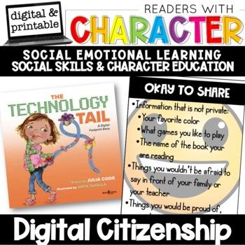 Digital Citizenship - Character Education | Social Emotional Learning SEL