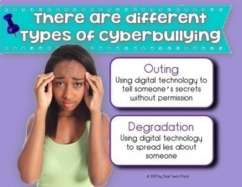 Digital Citizenship - Cyberbullying