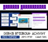 Digital Citizenship Digital Breakout