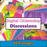 UNPLUGGED Digital Citizenship Discussion Prompts