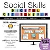 Digital Citizenship   |   Distance Learning