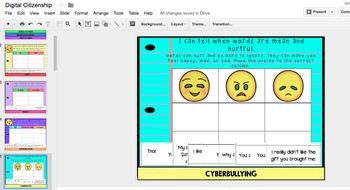 Digital Citizenship Drive Based Interactive Flipbook