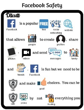 Digital Citizenship- Facebook (Special Education)
