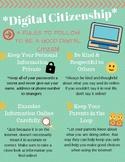 Digital Citizenship Handout