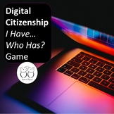 Digital Citizenship Game
