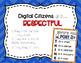 Digital Citizenship & Internet Safety PowerPoint- Editable