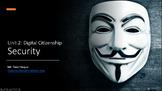 Digital Citizenship: Internet Security Presentation