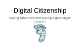Digital Citizenship Lesson