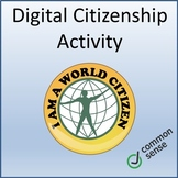 Digital Citizenship Lesson Activity for Google Slides