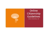 Digital Citizenship & Literacy PowerPoint