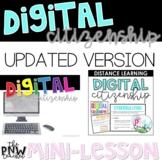Digital Citizenship Mini Lesson