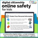 Digital Citizenship: Online Safety for Elementary Kids
