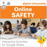 Digital Citizenship: Online Safety for Elementary Kids