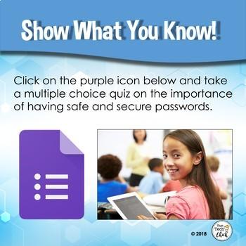 Digital Citizenship - Passwords