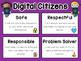 Digital Citizenship Poster