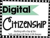 Digital Citizenship Posters