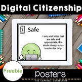 Digital Citizenship Posters Free