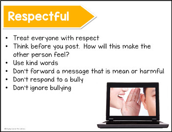 Digital Citizenship PowerPoint and Google Slides Lesson - Distance Learning