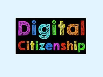 Digital Citizenship Powerpoint Assignment