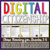 Digital Citizenship Reading Passages