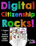 Digital Citizenship Rocks