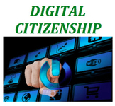 Digital Citizenship & Safety Worksheets (syllabus included