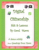 Digital Citizenship Skit and Lessons