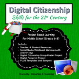 Digital Citizenship & Social Media