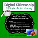 Digital Citizenship & Social Media | Distance Learning