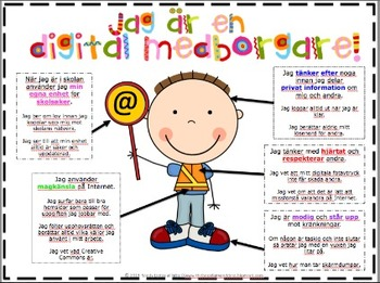 Digital Citizenship (Swedish Version)