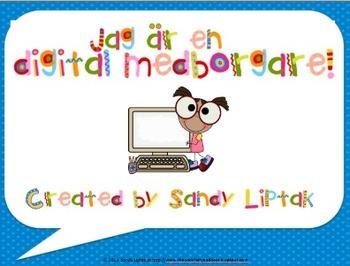 Digital Citizenship (Swedish Version)