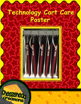 Digital Citizenship: Technology Cart Care