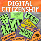 Digital Citizenship   Technology Use Agreement