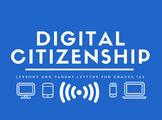 Digital Citizenship Unit - PK-2nd Grade - CommonSense Medi