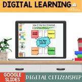 Digital Citizenship Video Webquest for Google and OneDrive
