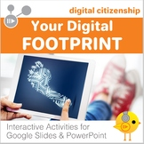 Digital Citizenship - Your Digital Footprint | Distance Learning