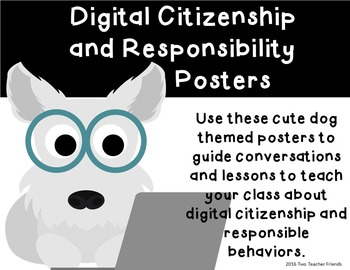 Digital Citizenship and Responsibility