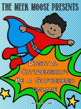 Digital Citizenship with Shredderman