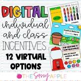 Digital Class Rewards Virtual Positive Behavior Trackers C