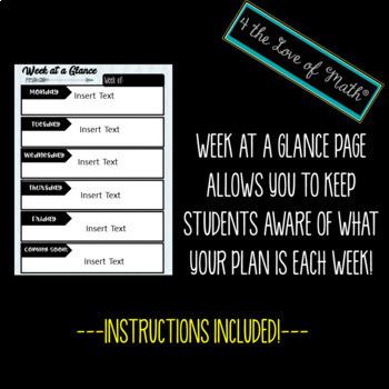 Digital Student Planner