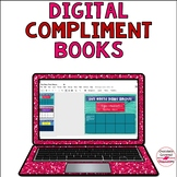 Digital Classroom Compliments Kindness Activity for Google