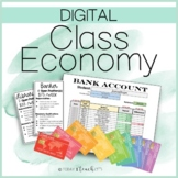 Digital Classroom Economy BUNDLE - Compatible with Google Drive