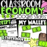 Digital Classroom Economy System for Google Slides | Behavior Management