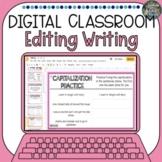 Digital Classroom: Editing Writing