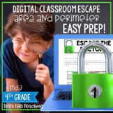 Google Classroom Digital Escape Math Digital Escape Room 4