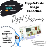 Digital Classroom/Escape Room Image Collection (PowerPoint File)
