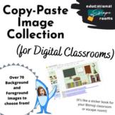 Digital Classroom/Escape Room Image Collection - Rooms, Fu